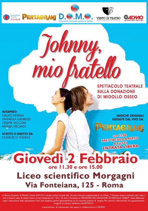 Johnny a Roma