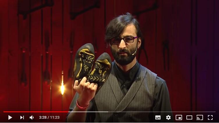 Silenzio! – Giovanni Spitale – TEDxTrento